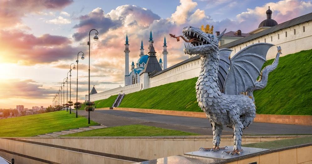 КАЗАНЬ - СВИЯЖСК +АКВАПАРК